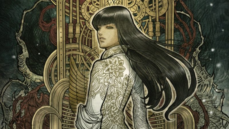 Illustration for article titled Monstress captivates with its fusion of Western comics and manga