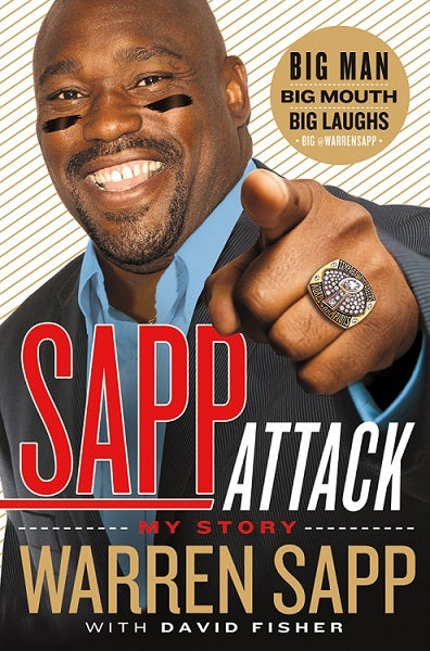 Illustration for article titled Jon Gruden Is Gonna Get Two Hotel Rooms For All His Bitches, Bill Belichick's Dick Is Hard, And Other Things We Learned From Warren Sapp's New Book