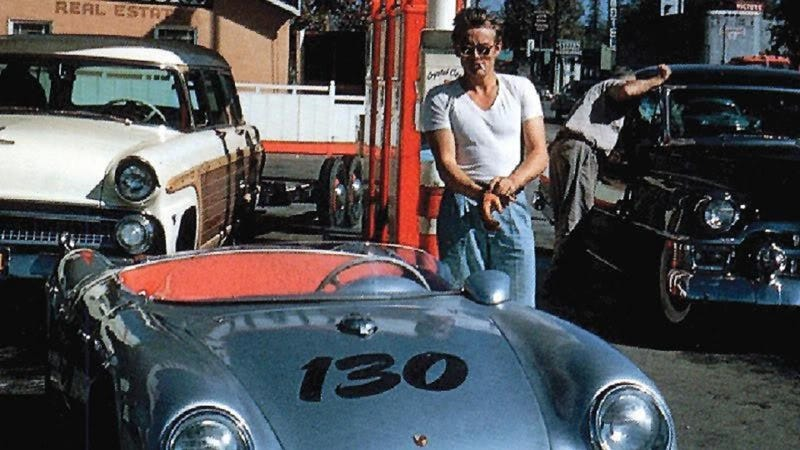 Illustration for article titled James Dean's 'Little Bastard' Missing Porsche May Have Just Been Found