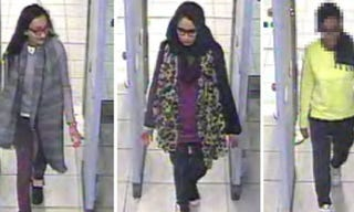 Illustration for article titled Two British Teenagers Have Been 'Married to ISIS Men'