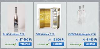 Illustration for article titled 27 600 forint egy üveg ásványvízért? Mellényzsebből kiperkálom!