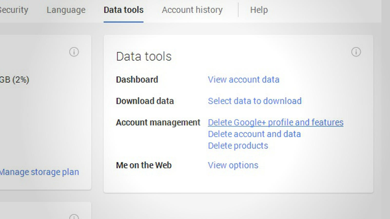 How To Delete Your Google Account
