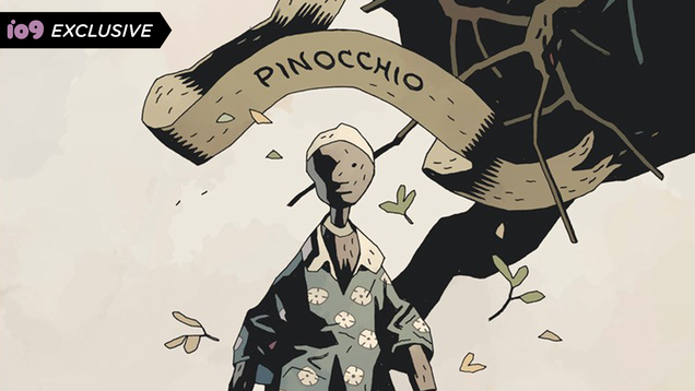 Mike Mignola s Next Fantasy Adventure Journeys Into a Beloved Classic