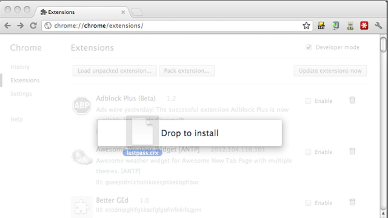 How to Install Extensions that Aren't from the Official Chrome Web Store