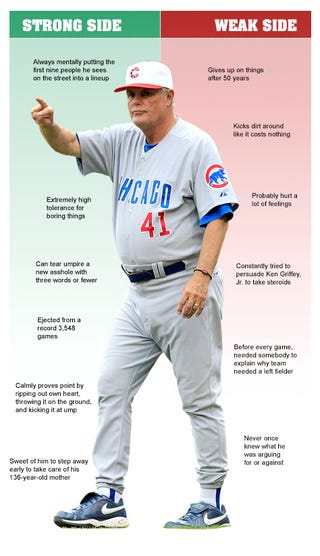 Illustration for article titled Lou Piniella