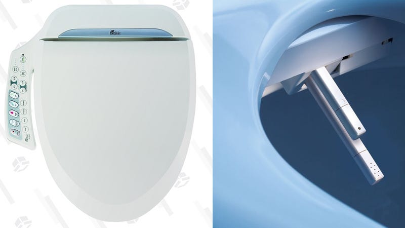 BioBidet Electric Bidet with Heated Water Resevoir | $220 | Amazon