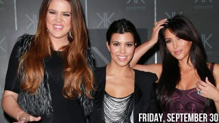 Illustration for article titled Kim & Khloe Apply Makeup 'Like Trannies'