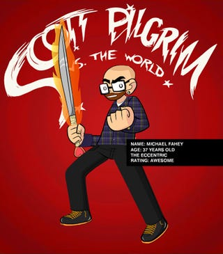 Illustration for article titled Create Your Own Scott Pilgrim Avatar