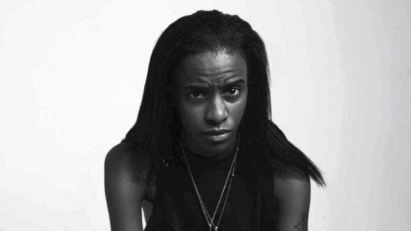 """Illustration for article titled Angel Haze spins Twitter beef into diss-track gold with """"On The Edge"""""""