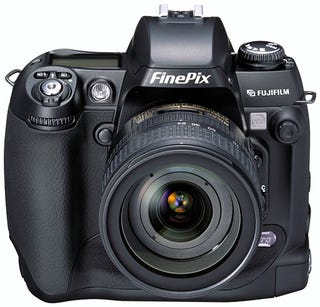 Fujifilm Finepix S3 Pro Uvir Digital Slr Infrared And Ultraviolet
