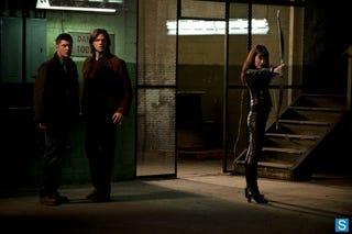 Illustration for article titled Supernatural Episode 8.16 Promo Photos