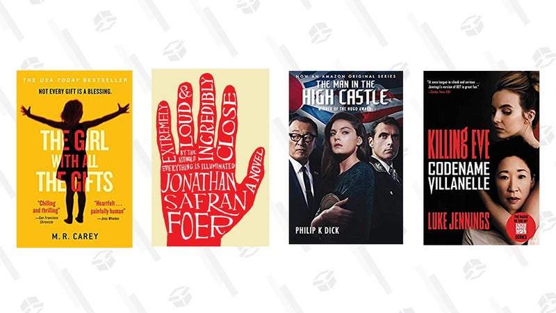 Reads Adapted For Screen Gold Box | Amazon