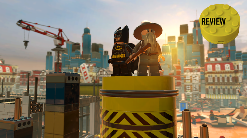 Illustration for article titled The Lego Movie Videogame: The Kotaku Review