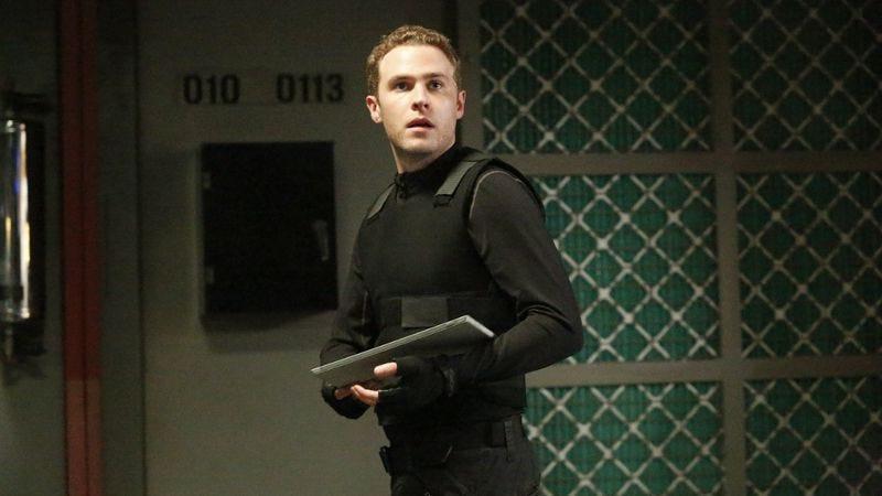 Iain de Castecker as Leo Fitz on Marvel's Agents Of S.H.I.E.L.D.