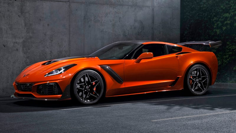 The 2019 Chevrolet Corvette Zr1 Meet The Fastest And Most