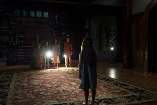 6 episodes in, The Haunting Of Hill House shines its brightest yet