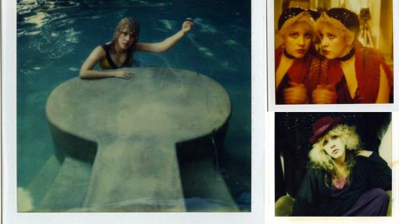 Illustration for article titled Stevie Nicks Is Having An Art Show For Her Vintage Selfies