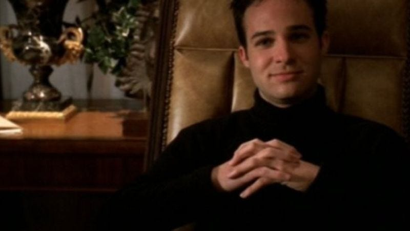 Illustration for article titled Danny Strong sells pilot to CBS in another attempt to get us to stop pointing out that he played Jonathan on Buffy