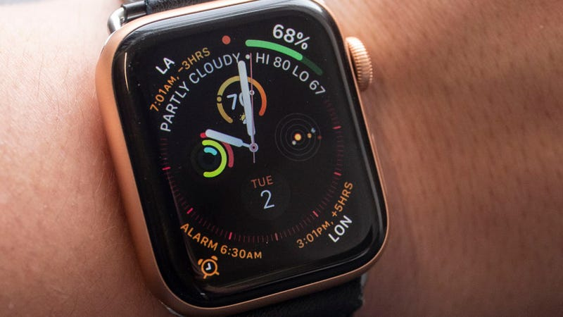 4d6bfdbb80d0 Apple May Finally Add Sleep Tracking to the Apple Watch, Still No Word on  Better Battery Life