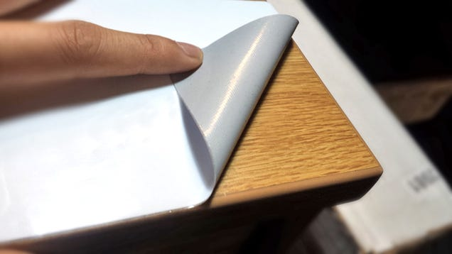 Giant Removable Stickers Turn Any Flat Surface Into A