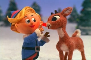 Illustration for article titled Parents' Group Asks CBS to Protect PoorRudolphFrom Tits and Gore