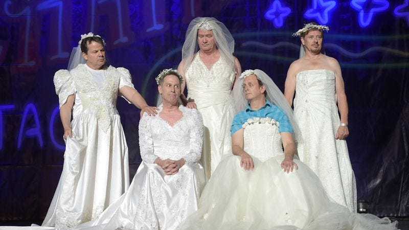 The Kids In The Hall at Festival Supreme in 2015 (Photo: Jason Kempin/Getty Images)