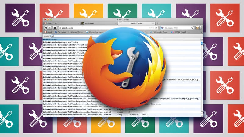 Illustration for article titled The Best About:Config Tweaks That Make Firefox Better