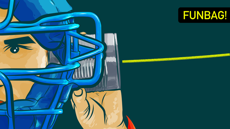Illustration for article titled Give Pitchers And Catchers Headsets
