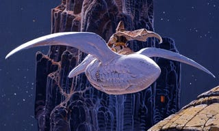 Illustration for article titled Legendary French artist Moebius, the man who made The Abyss, Alien, and Tron even weirder, is dead at 73