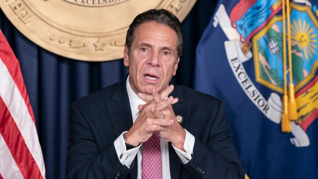 Cuomo Expresses Deep Regret That Grandma Didn't Have The Balls To Tough It Out