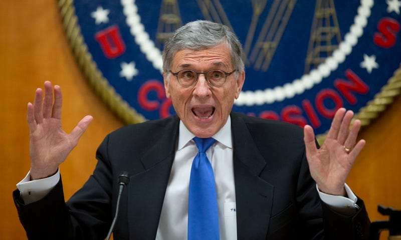 Federal Communications Commission (FCC) Chairman Tom Wheeler in a file photo from February 2016 (Associated Press)