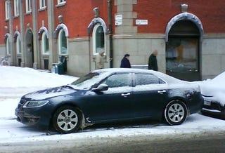 Illustration for article titled New Buick Senator Spied In Stockholm?
