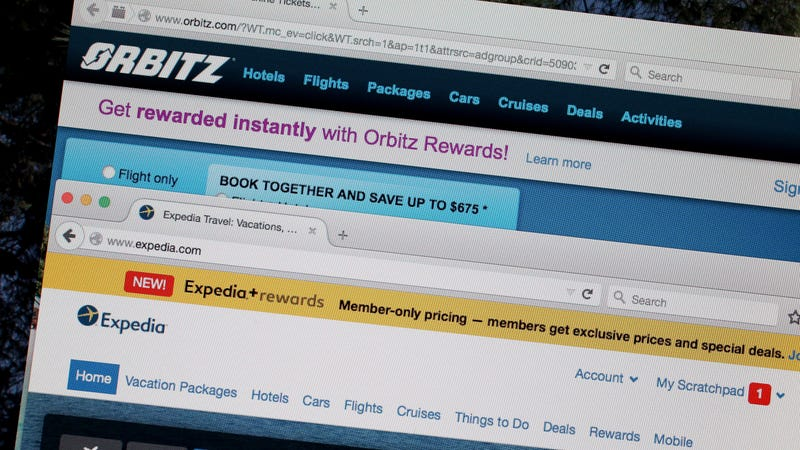 Illustration for article titled Orbitz Says Hackers Accessed 880,000 Payment Cards