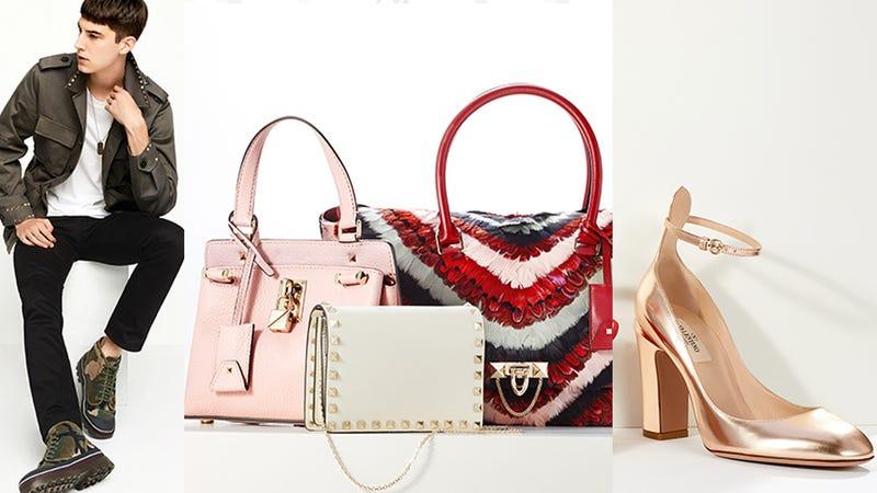Valentino Shoes, Handbags, Accessories, Men's Apparel & Shoes | Nordstrom Rack