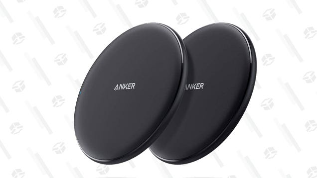 It s 2020, Charge Your Phone With An Anker Powerwave Pad