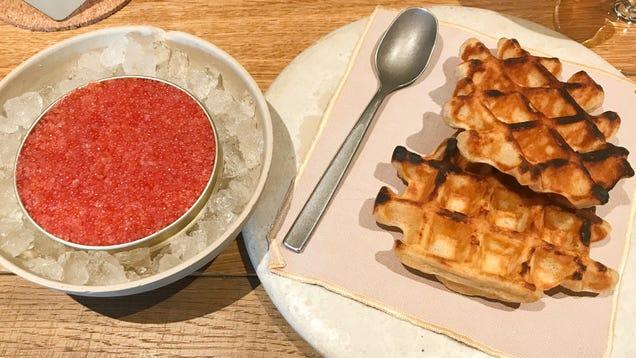 Put Caviar on Your Breakfast Carbs