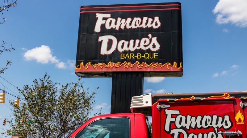 """Illustration for article titled Famous Dave's plans to open""""ghost"""" restaurants thatdon't physically exist"""