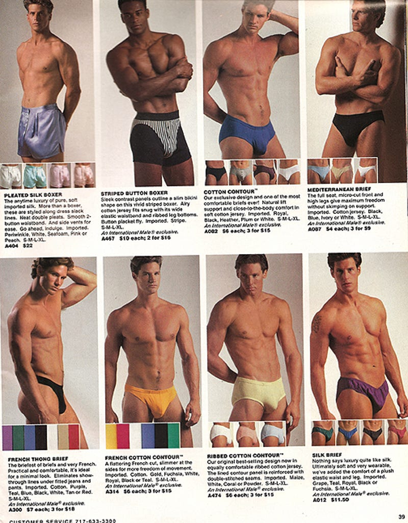 Image result for International Male Catalogue