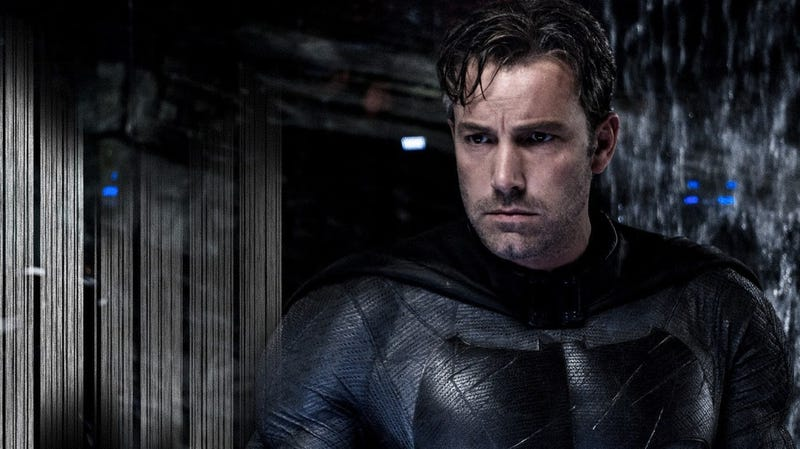 Illustration for article titled Ben Affleck está harto de interpretar a Batman y podría abandonar el universo de DC, según rumores