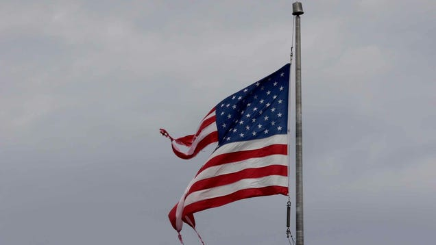 Last Month Millions Of People Watched The American Flag That Flew At Frying Pan Tower Lighthouse About 39 Miles Off North Carolina Coast