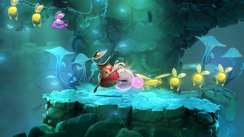 Illustration for article titled Rayman Legends On PS4/Xbox One Will Be 10x More Awesome For One Reason