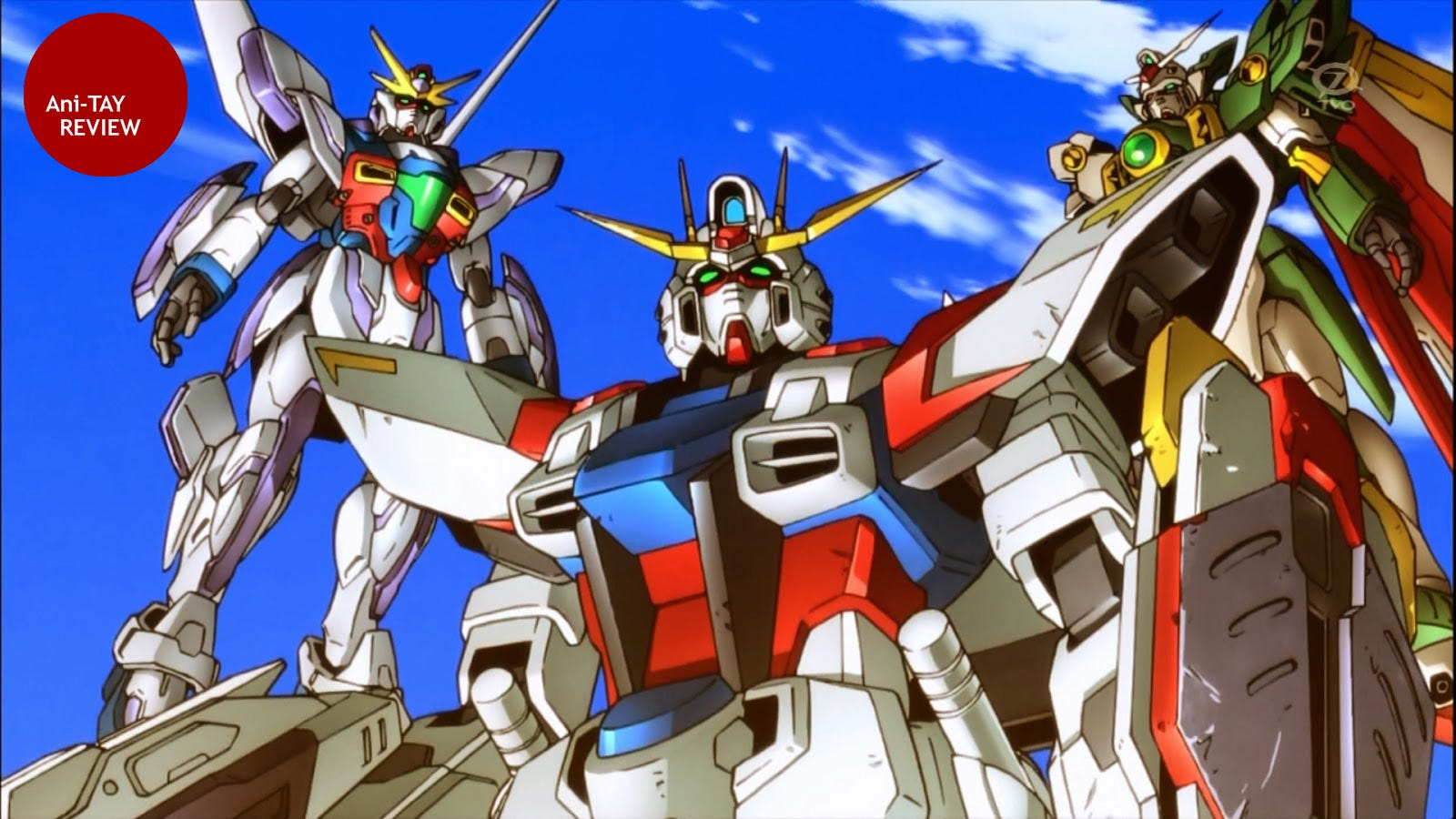 Ani tay gundam build fighters review for Domon in gundam build fighters