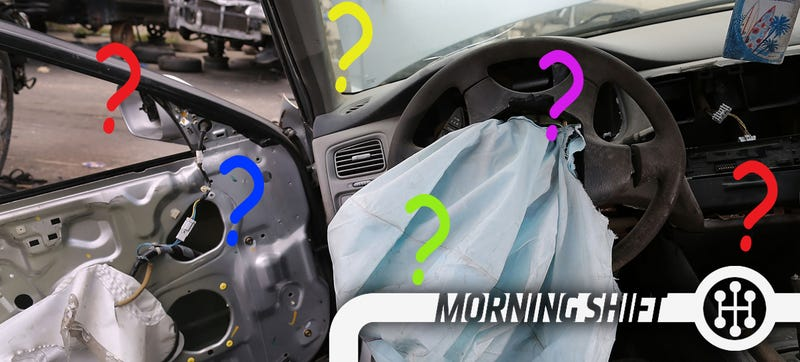 Illustration for article titled No One's Really Sure How Many Takata Airbags Need To Be Fixed