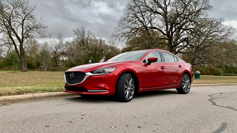 Illustration for article titled What Else Do You Want to Know About the 2018 Mazda 6?