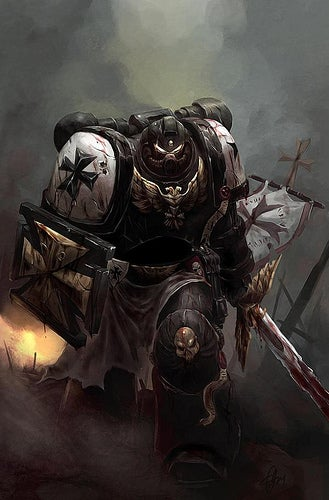 Illustration for article titled Warhammer Movie Brings Space Marines to Your Screen