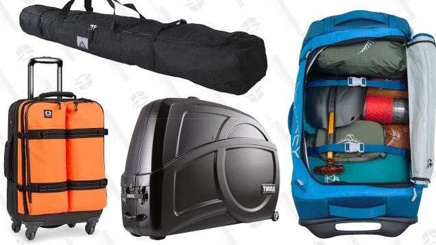 The Best Luggage and Gear Haulers For Every Kind of Adventurer ... 1fbcea6e57fe2