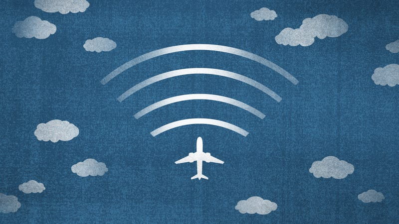 Illustration for article titled The Future of In-Flight Wifi, a Cautionary Tale