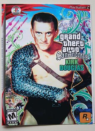 Illustration for article titled Grand Theft Auto: Kirk Douglas