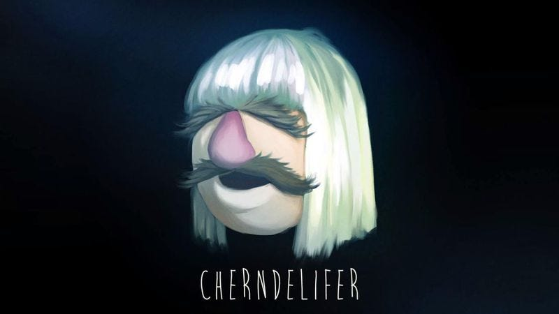 "Illustration for article titled Swedish Chef bork bork borks his way through Sia's ""Chandelier"""
