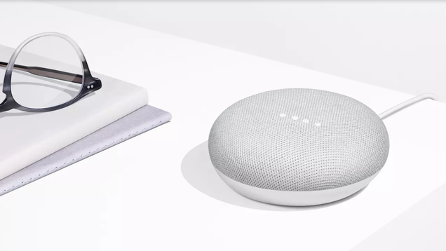 Google Home Mini Recovers Some Touch Controls After Creepy Spying Bug